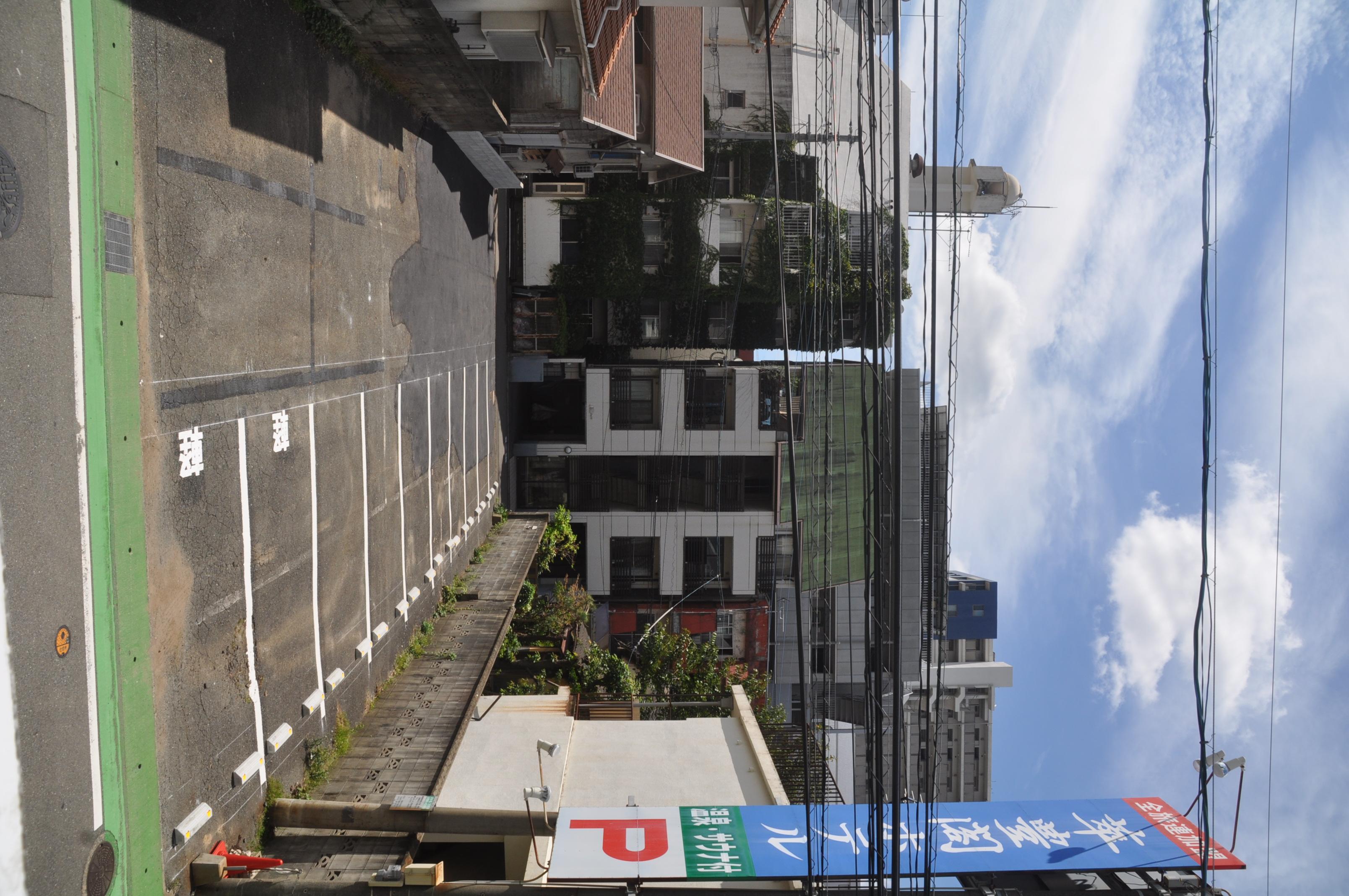 萃豊閣駐車場